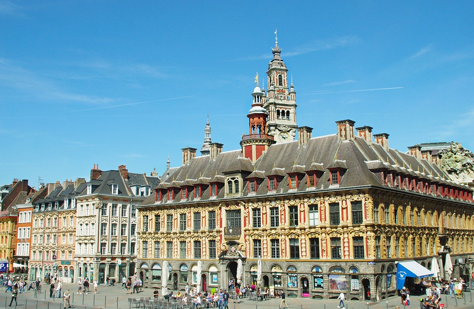 cycl'o sur Lille